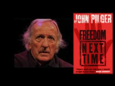 John Pilger on Obama, Australia, Palestine, the media - Melbourne 2009 (Part 6 of 6)