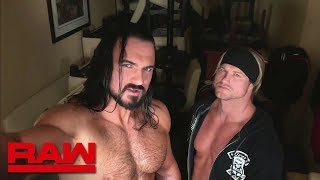 "Dolph Ziggler & Drew McIntyre claim that today's Superstars are ""soft"": Raw, April 30, 2018"