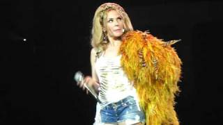 Kylie Minogue - Hand On Your Heart (Acapella Song Request) ['Live' London O2 Arena, 8 April 2011]