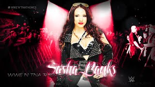 Sasha Banks 5th WWE Theme Song 2015 - ''Sky's The Limit'' + Download Link ᴴᴰ