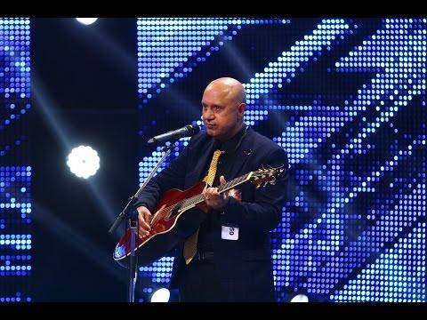 Vasile Răducan - Comandante Che Guevara - X Factor!