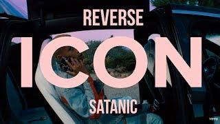 Jaden Smith - Icon reverse(satanic)