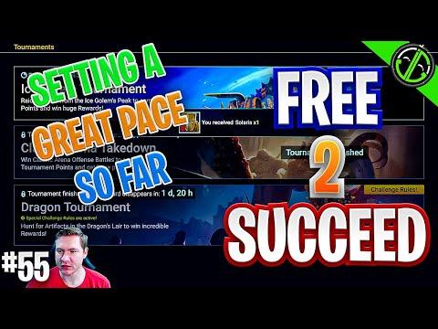 We're On Track To Get Vergumkaar! | Free 2 Succeed - EPISODE 55