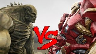 HULKBUSTER VS ABOMINATION - EPIC BATTLE