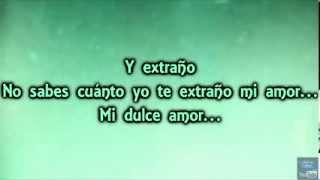 ▶ Extrañandote con letra   Santa Rm ft Kryz, Jerryman & J  Nelson