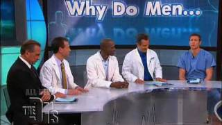 Dr. Aaron Spitz on Why the Testicles Are So Sensitive