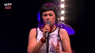 VIVIANE - La Foule --- Live
