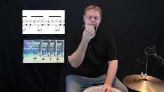 Variations of a Bossa Nova Beat on Drums