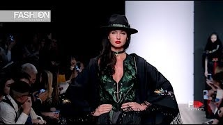PAOLA SAILIS - SARDINIA GLAM SS 2020 MBFW Moscow - Fashion Channel