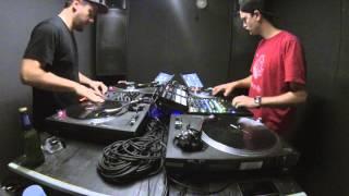 Red Bull Thre3style Swiss Final Shoutout - Dj Montes X DJ Bazooka