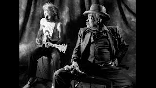 John Lee Hooker & Carlos Santana - The Healer