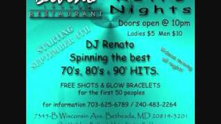 RETRO NIGHTS @ DIVINO LOUNGE (70s, 80s, 90s Songs)