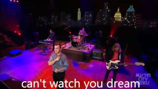 "Future Islands  ""The Great Fire""   with Lyrics"