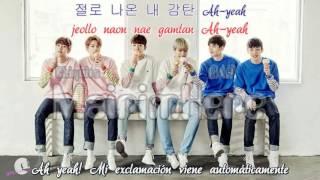 B.A.P - CHIQUITA [Rom + Hangul + Sub Español]