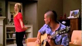 Papa Dont Preach - Glee Video (Quinn and Puck)