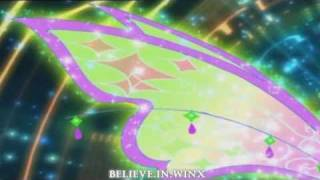 Winx Club:Believix Tranaformation! [FULL Instrumental Version| HD!]