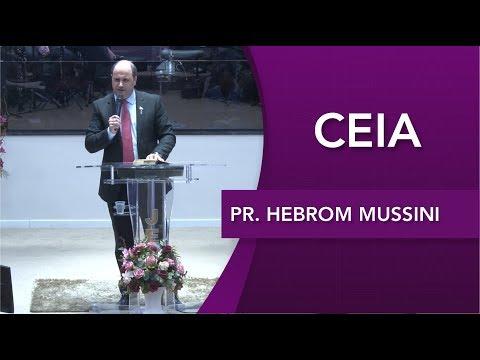 Pr. Hebrom Mussini   Deus tem compromisso com você   Gênesis 28.10   06 10 2019
