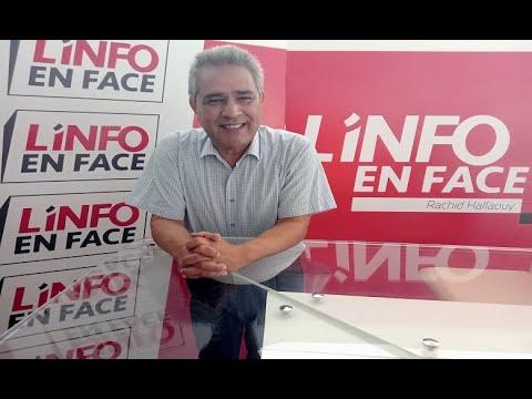 Video : L'Info en Face avec Driss Merroun