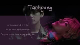 BTS (방탄소년단) V (뷔) – STIGMA [HAN|ROM|ENG lyrics]