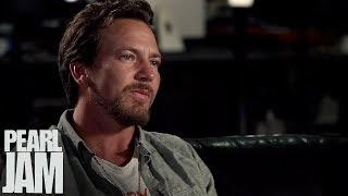 """How Is This Album A Progression?"" - Pearl Jam & Former NFL Safety Steve Gleason Interview"