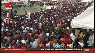 President Buhari Leads Campaign Train To Benin City Pt.3 |Live Event|