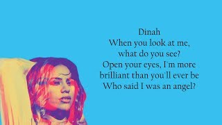 Fifth Harmony - Angel (Lyrics with Pictures)