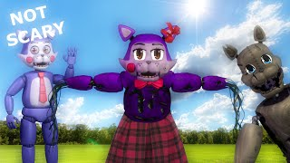 How To Make Five Nights At Candys 2 Not Scary