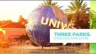 2018 Universal Orlando Destination Overview