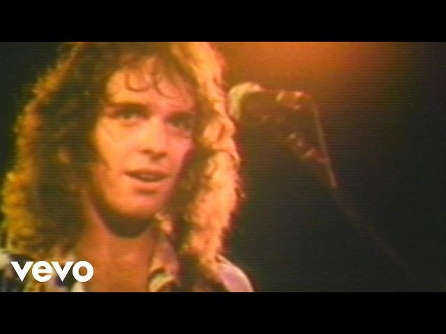 "Vídeo de ""Do You Feel Like We Do"" de Peter Frampton"