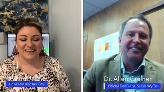 Oficial de salud del Condado de Wyandotte contesta nuestras preguntas del COVID-19