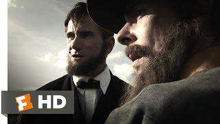 "Abraham Lincoln vs. Zombies (9/10) Movie CLIP - Blowing Up the ""Stone"" Walls (2012) HD"
