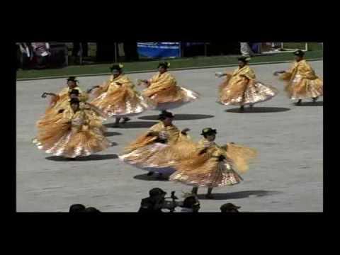 Fabulosa Morenada Independencia  2009   Coreografía