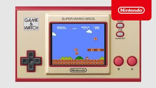 Nintendo Reminds Us Its Super Mario Bros. Game & Watch Will Only Be Around For A Limited Time