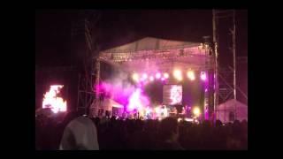 Será que sos un ángel / Los Cafres en el jamming Festival Bogotá 2012