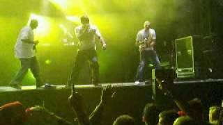 IAM - L'Ecole Du Micro D'Argent ( version guerrière ) ( Live Francofolies de Spa 2009 )