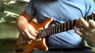 Satriani, Baroque Cover