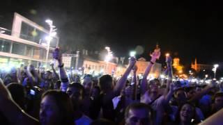 Quimby Győrben - Lámpát ha gyújtok