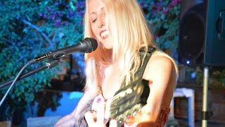Jenelle Aubade Dear Sky Live at La Morena