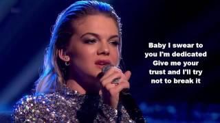 Louisa Johnson - Best Behavior Lyrics | HD