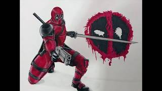 Deadpool - Salt-N-Pepa - Shoop HD Time lapse