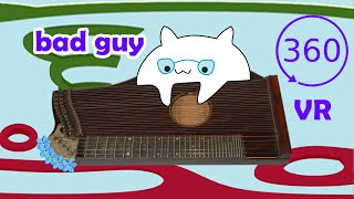 Bongo Cat - Bad Guy / VIRTUAL Reality 360°