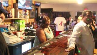 A Night at Club Xclusive in Gainesville, Florida (Live Band)