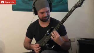 Pull me Under Solo - Dream Theater - Cover