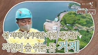 [테마기행 길] 섬 자체가 거대한 자연 박물관! 자연이 살아 숨쉬는 곳 #거제 다시보기