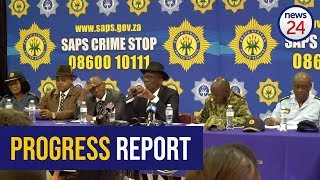 WATCH: What the Anti Gang Unit has achieved since its implementation