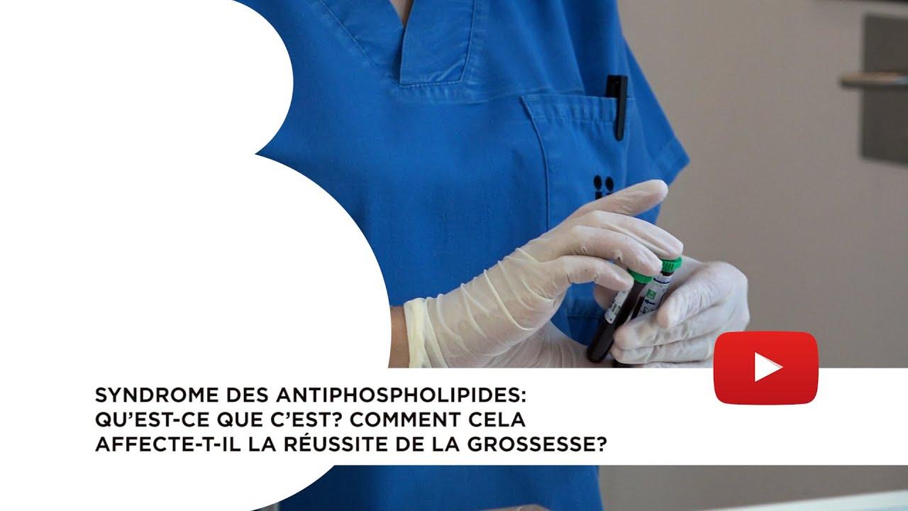 Syndrome des antiphospholipides: qu'est-ce que c'est?