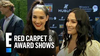Nikki Bella Gives an Update on Her Dating Life | E! Red Carpet & Award Shows