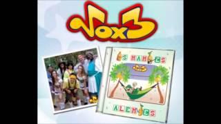 VOX 3 - ALEMÓN  FOGUETE