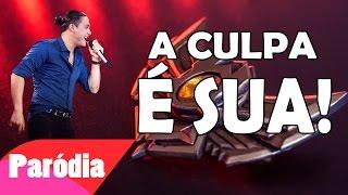 Paródia League of Legends - A CULPA É SUA! / PARÓDIA BRONZE / Wesley Safadão - Meu Coração Deu PT