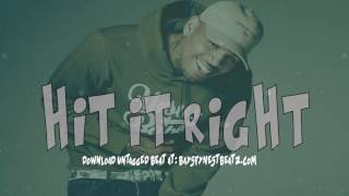 Chris Brown x Tyga x DJ Mustard type beat - Hit It Right (prod. BaysFynest Beatz)